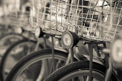 The Bikes of Paris