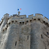 LA ROCHELLE. TOWER OF THE OLD HARBOUR (VIEUX PORT).  [5]