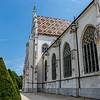 Royal Monastery of Brou in Bourg-en-Bresse, Ain, France, Europe