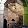 FORT BOYARD. STAIRS.