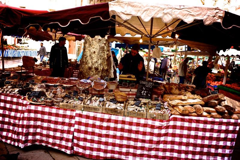 Marseille Market