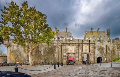 Saint-Malo gates