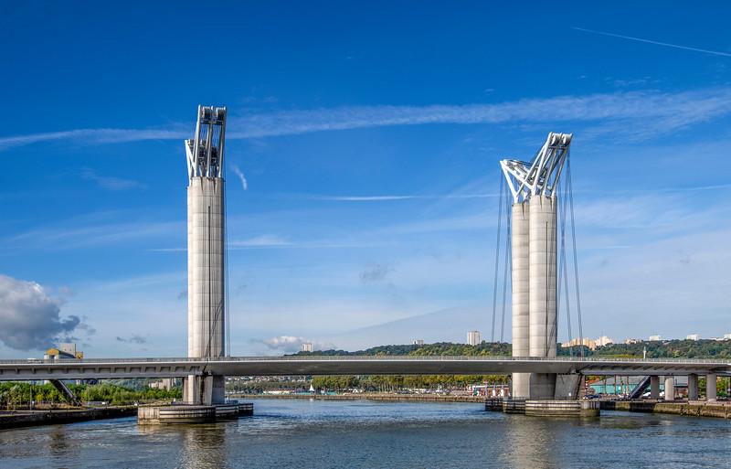 Pont Gustave-Flaubert Bridge