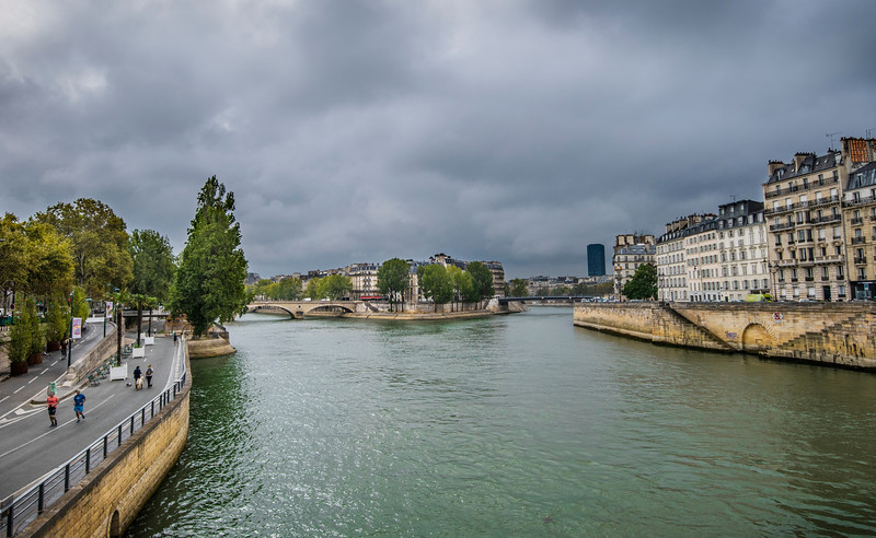 The River Seine Paris