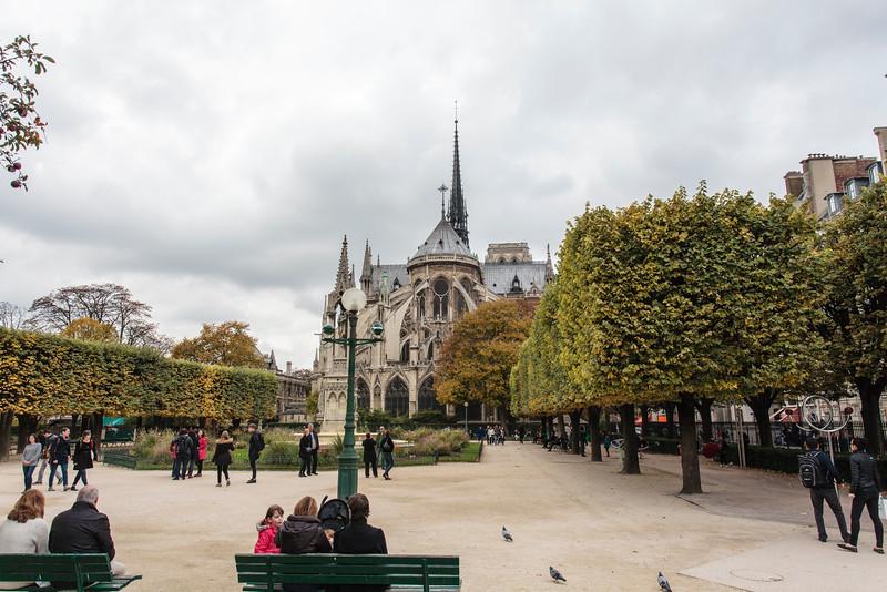 CATHEDRALE NOTRE-DAME DE PARIS.