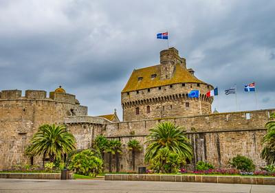 Saint-Malo City Walls