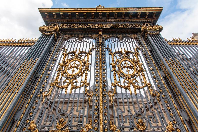PARIS. PALAIS DE JUSTICE DE PARIS. ILE DE LA CITE.