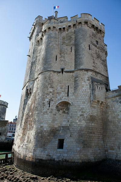 LA ROCHELLE. TOWER OF THE OLD HARBOUR (VIEUX PORT). [2]