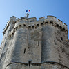LA ROCHELLE. TOWER OF THE OLD HARBOUR (VIEUX PORT).  [4]