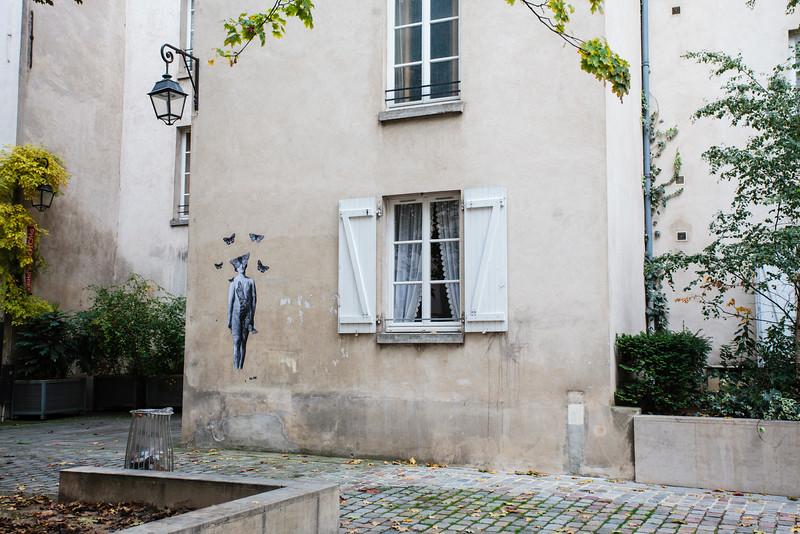 PARIS. LE MARAIS.