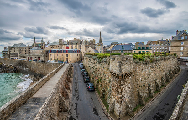 Saint-Malo Walk