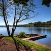 Lac des Sapins, Cublize (France) (HDR)