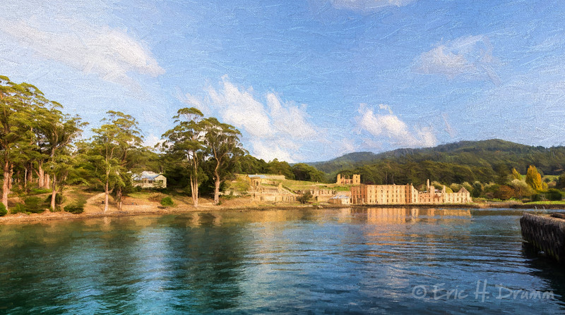 Historic Convict Site, Port Arthur, Tasmania