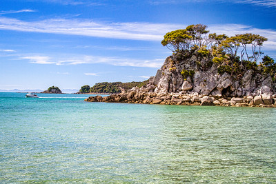 Rocky Cove, Abel Tasman National Park, New Zealand