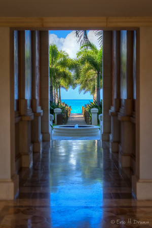 What a View - Regent Grand, Providenciales, Turks and Caicos
