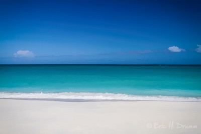 Abstract Layers, Grace Bay, Providenciales, Turks and Caicos