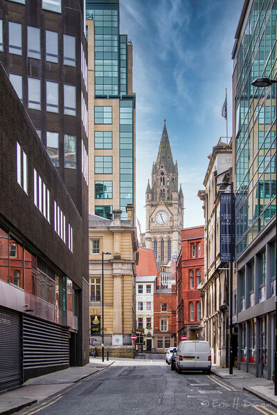 Town Hall Tower, Manchester, England