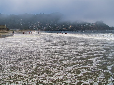 Pacifica Beach, California