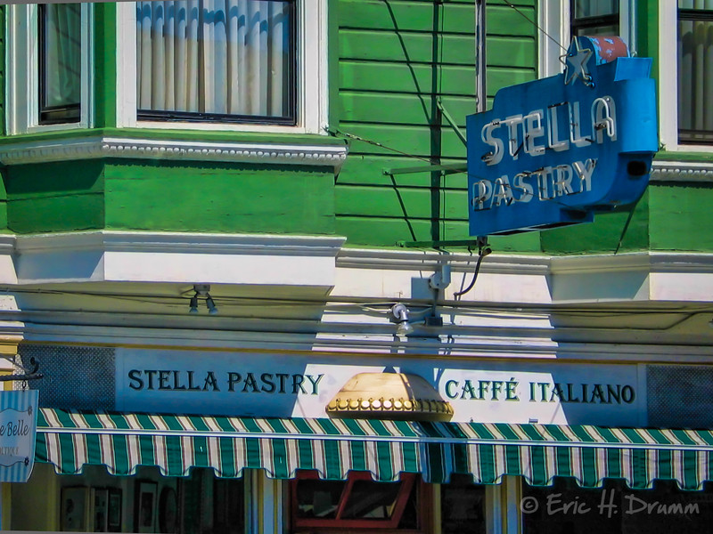 Stella Pastry, San Francisco, California