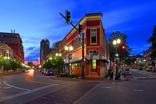 Downtown Elgin