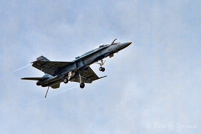 CF-18 Hornet, Borden Air Show, Ontario