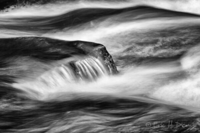 Rapids, Oxtongue River, Algonquin Highlands, Ontario