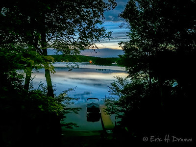 Moonlight, Eagle Lake, Machar, Ontario