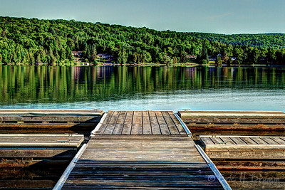 Dock, Haliburton,  Ontario