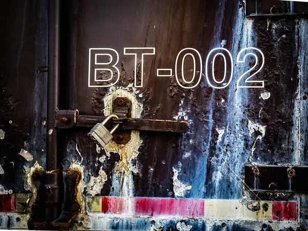 BT-002, Mike's Salvage Yard, MIdland