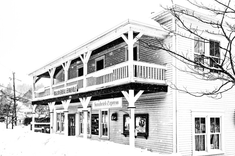 The Old General Store, Georgeville, Quebec