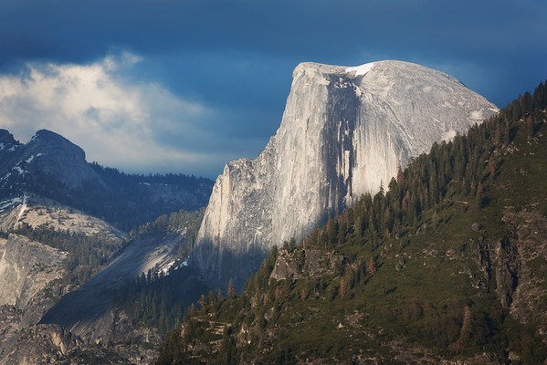 The Always Triumphant Half-Dome
