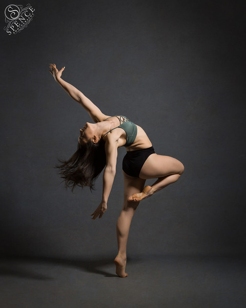 Katie Hughes - dancer