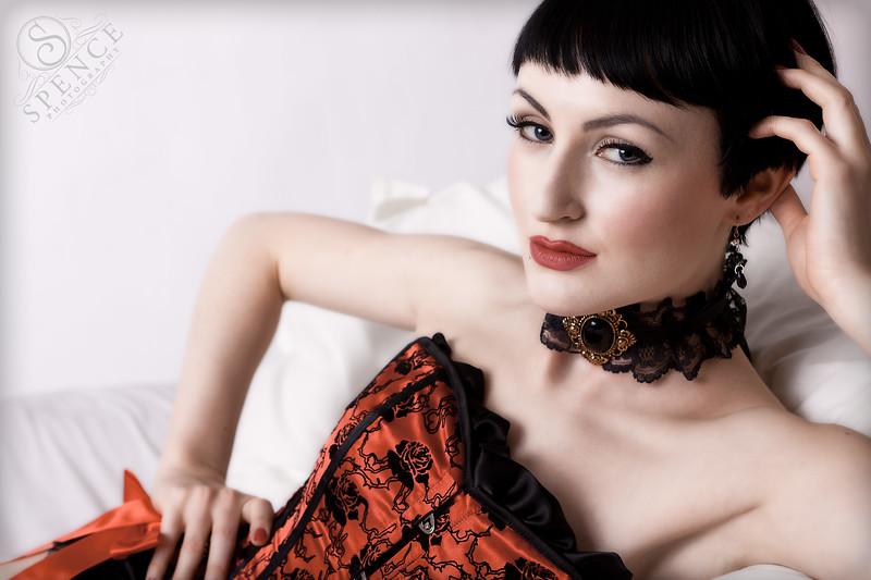 Anita De Bauch - boudoir (studio/natural light)