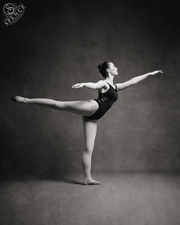 Amy Harkness - dancer