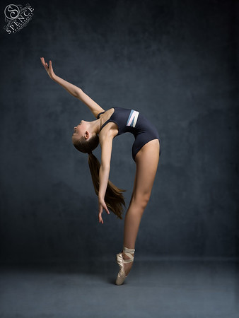 Serenal McCall - dancer