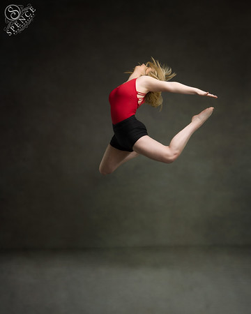 Celine Beveridge - dancer