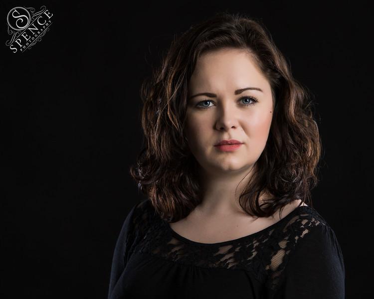 Caroline Wilson - Pavilion Studio Portrait Lighting Class