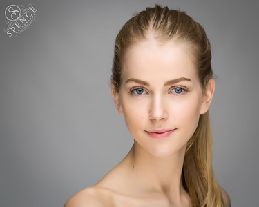 Marta - from the studio lighting workshop