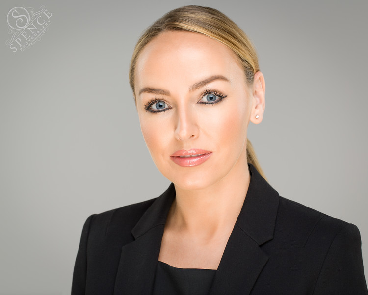 Kirsty Bredin - business portrait