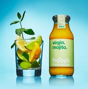 Lime, lemon, mint smoothie, 250ml 7350020723759