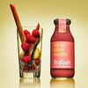 Raspberry, rhubarb, vanilla smoothie, 250ml 7350020723773