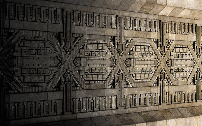 The Aztec Tomb