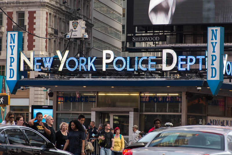 NYPD on the Verge