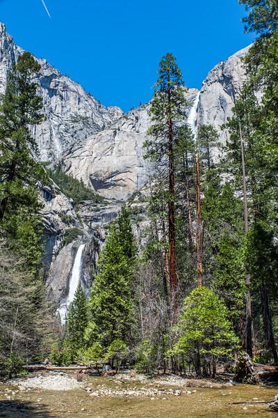 Yosemite in April