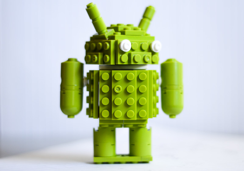 Pensive Android