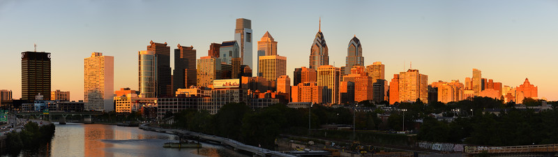 Sunset Philly
