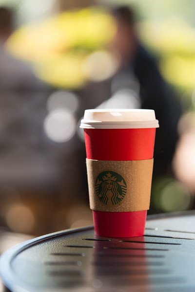 Starbucks @ 135