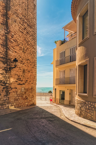 Sitges Street