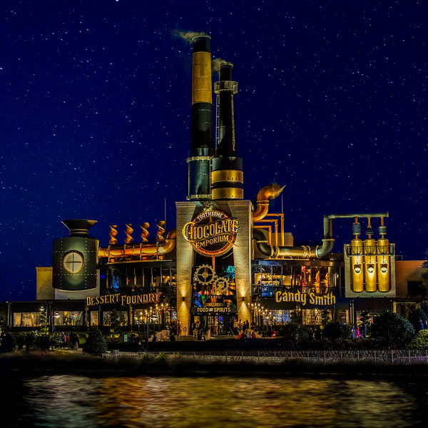 Chocolate Emporium