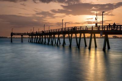 Sarasota Bay Fishing Pier